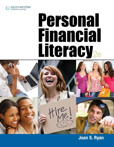 Personal Financial Literacy  2nd 2012 edition cover