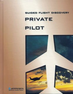 Private Pilot Guided Flight Discovery N/A 9780884874294 Front Cover