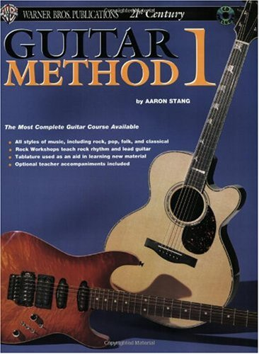 21st Century Guitar Method 1 The Most Complete Guitar Course Available  1994 edition cover