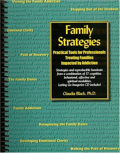 Family Strategies : Practical Tools for Professionals Treating Families Impacted by Addiction 1st edition cover