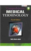 Comprehensive Medical Terminology (Book Only)  4th 2011 edition cover