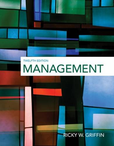 Management:   2016 9781305501294 Front Cover