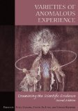 Varieties of Anomalous Experience: Examining the Scientific Evidence  2013 edition cover