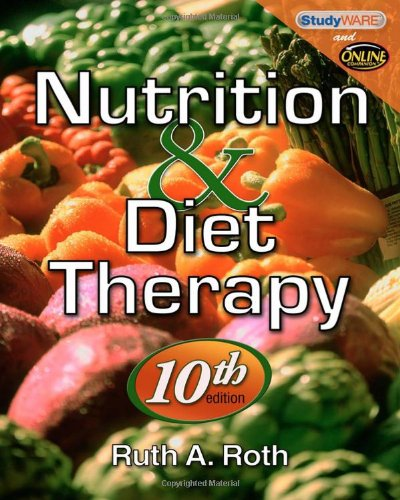 Nutrition and Diet Therapy  10th 2011 edition cover