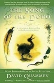 The Song of the Dodo: Island Biogeography in an Age of Extinctions  2008 edition cover