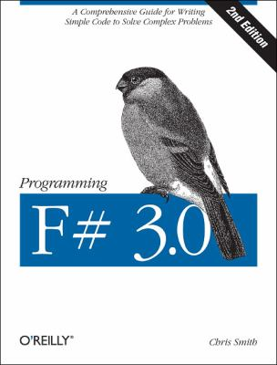 Programming F# 3. 0  2nd 2012 edition cover