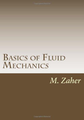 Basics of Fluid Mechanics   2013 9781489595294 Front Cover