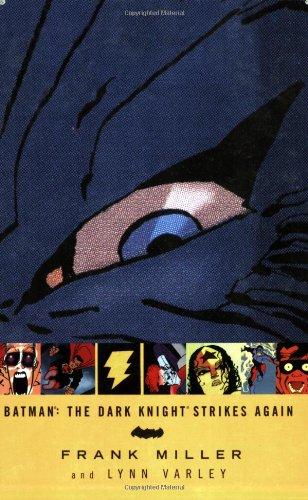 Batman - The Dark Knight Strikes Again   2002 (Revised) edition cover