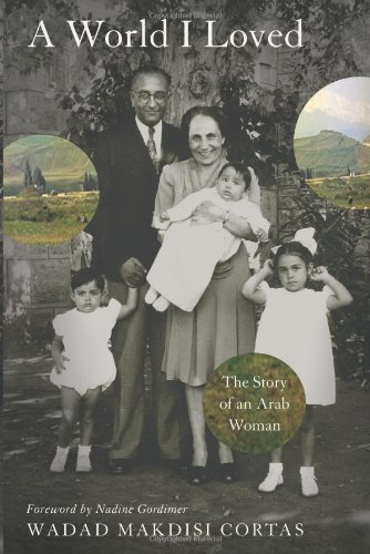 World I Loved The Story of an Arab Woman  2009 edition cover