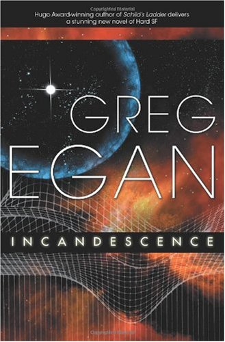Incandescence   2009 edition cover