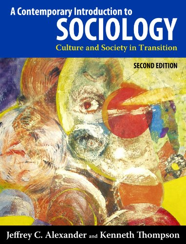 Contemporary Introduction to Sociology, 2nd Edition Culture and Society in Transition 2nd 2011 edition cover