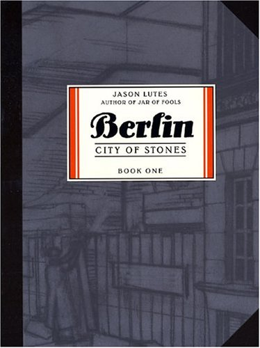 Berlin City of Stones 3rd 2004 edition cover