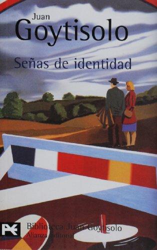 Senas De Identidad: 1st 1999 edition cover