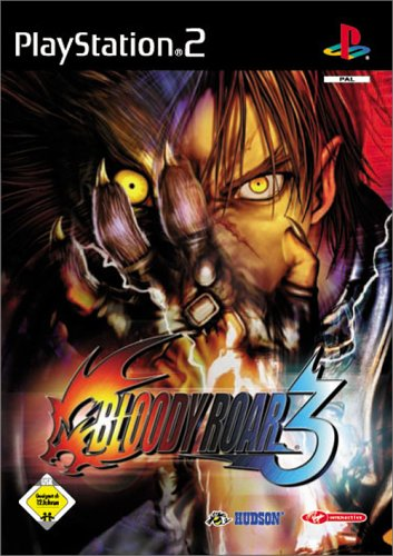 Bloody Roar 3 PlayStation2 artwork