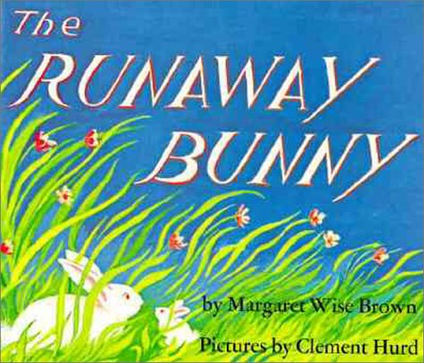 Cover art for The Runaway Bunny