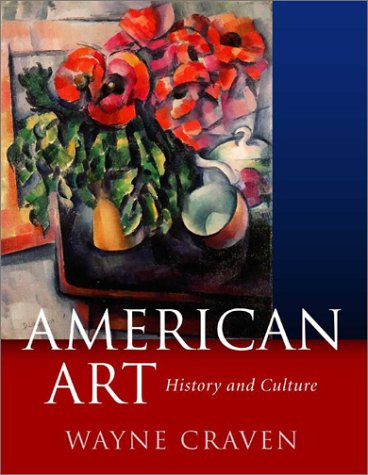 American Art History and Culture  2003 (Revised) edition cover