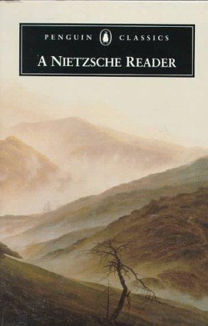 Nietzsche Reader   2004 edition cover