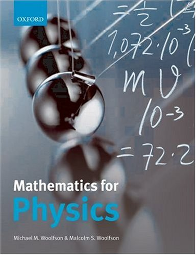 Mathematics for Physics   2006 edition cover