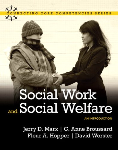 Social Work and Social Welfare An Introduction  2011 edition cover