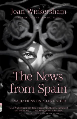 News from Spain Seven Variations on a Love Story  2013 edition cover