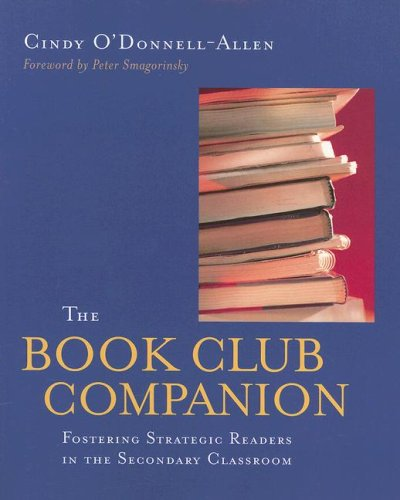 Book Club Companion Fostering Strategic Readers in the Secondary Classroom  2006 edition cover