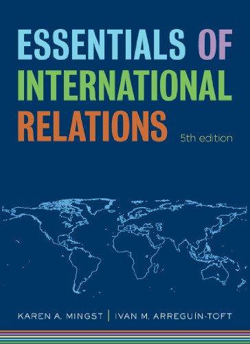 Essentials of International Relations  5th 2011 edition cover