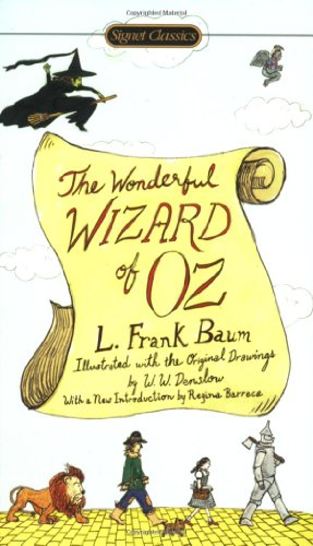 Wonderful Wizard of Oz   2006 edition cover