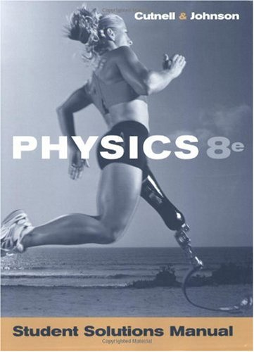 Physics  8th 2009 edition cover