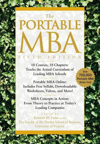 Portable MBA  5th 2010 edition cover