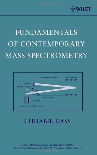Fundamentals of Contemporary Mass Spectrometry   2007 edition cover