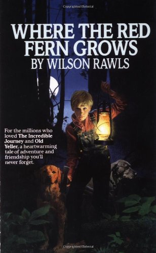 Where the Red Fern Grows   1961 edition cover