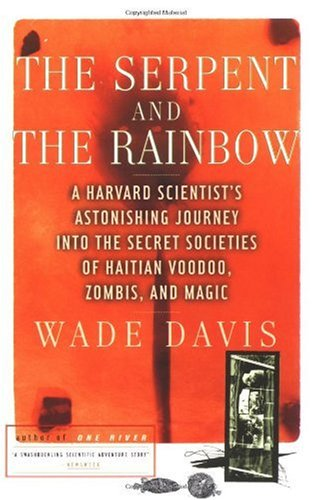 Serpent and the Rainbow   1997 edition cover