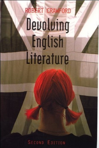 Devolving English Literature  2nd 2000 (Revised) 9780748614295 Front Cover