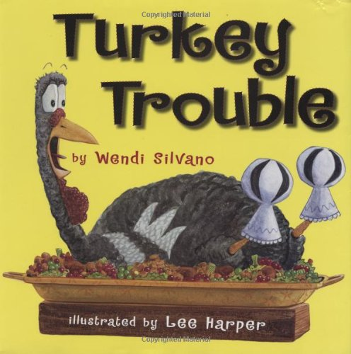 Turkey Trouble   2009 edition cover