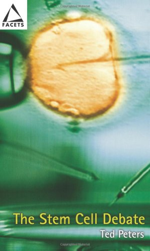 Stem Cell Debate  N/A 9780800662295 Front Cover
