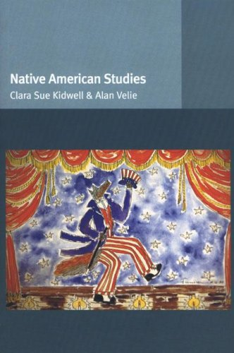 Native American Studies   2005 edition cover