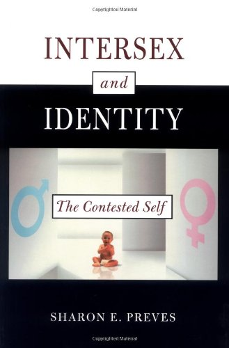 Intersex and Identity The Contested Self  2003 edition cover