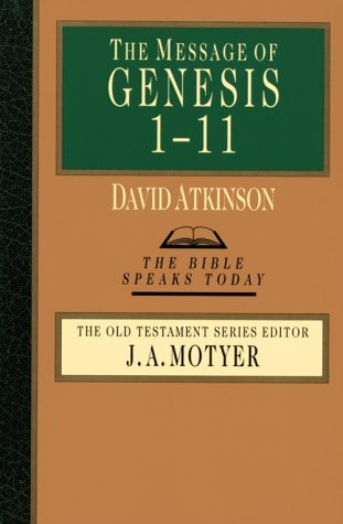 Message of Genesis 1--11   1990 edition cover