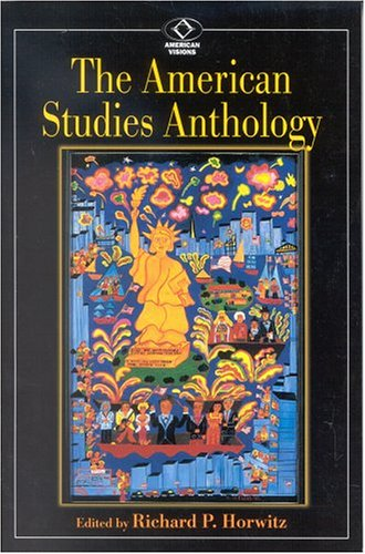 American Studies Anthology   2001 edition cover