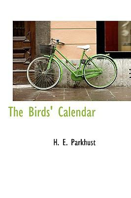 Birds' Calendar N/A 9781113626295 Front Cover
