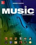 Music: An Appreciation  2014 edition cover