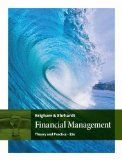 Financial Management: Theory & Practice  2016 9781305632295 Front Cover