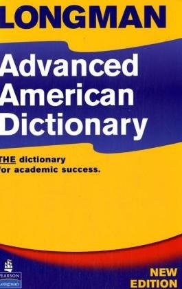 Longman Advanced American Dictionary  2nd 2007 edition cover