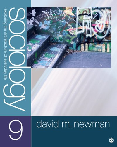 Sociology Exploring the Architecture of Everyday Life 9th 2012 edition cover