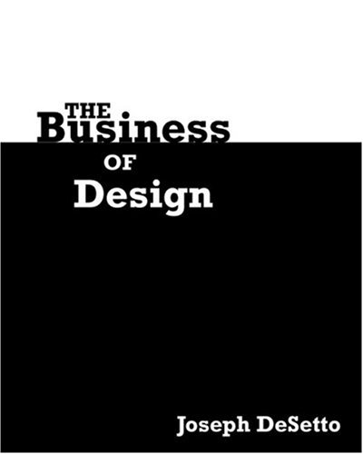 Business of Design   2009 edition cover