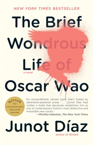 Brief Wondrous Life of Oscar Wao   2008 9781594483295 Front Cover