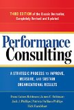 Performance Consulting Moving Beyond Training 3rd 2015 edition cover