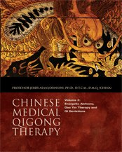 Chinese Medical Qigong Therapy 1st 2002 edition cover