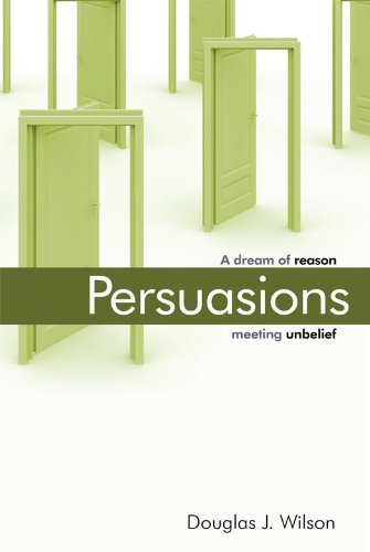 Persuasions A Dream of Reason Meeting Unbelief  1989 edition cover