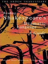 Reading Shakespeare's Dramatic Language   2001 (Guide (Instructor's)) edition cover
